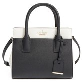 Kate Spade 'Cameron Street - Mini Candace' Leather Satchel - Black