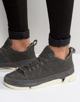Clarks Originals Wooly Trigenic Trainers