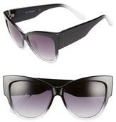 A. J. Morgan A.J. Morgan 'Hopper' 55mm Sunglasses