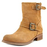 John Bakery Artic Bk 02 Round Toe Suede Ankle Boot.