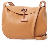 Botkier Waverly Leather Saddle Crossbody Bag
