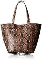 Marc Jacobs Snake Wingman Shopping Tote Bag,One Size