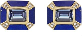 Sorellina Mini Monroe Inlay Earrings