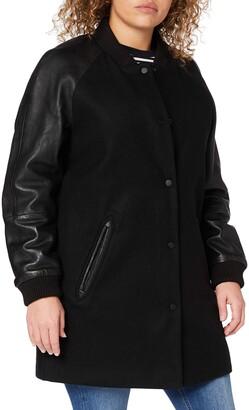 Superdry Women's State Longline Bomber Jacket