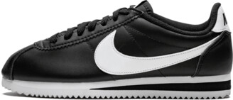 Nike Womens Classic Cortez Leather Shoes - Size 6W
