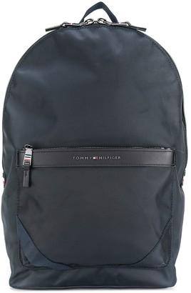 Tommy Hilfiger front logo backpack