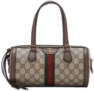 Gucci Ophidia Gg Original Round Top Handle Bag