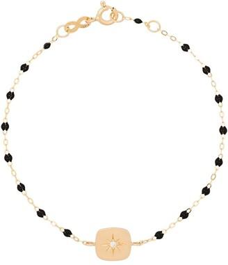 Gigi Clozeau 18kt gold Miss Gigi diamond beaded bracelet