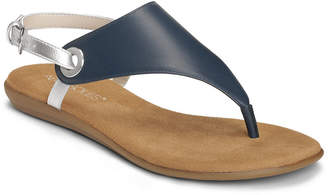 Aerosoles In Conchlusion T-Strap Thong Sandals Women Shoes