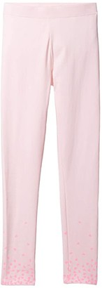 crewcuts by J.Crew Floating Hearts Leggings (Toddler/Little Kids/Big Kids) (Sunwashed Pink) Girl's Casual Pants
