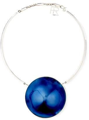 Ralph Lauren Reversible Disk Necklace