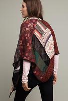 Cecilia Prado Plum Patchwork Kimono