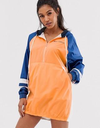 Tommy Hilfiger windbreaker dress in multicolour