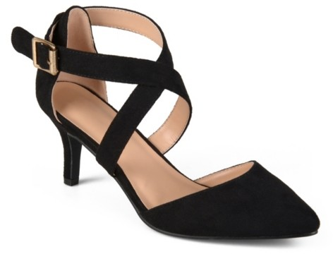Journee Collection Dara Pump