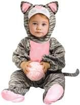 Fun World Costumes Fun World Toddler Kids Little Stripe Kitten Infant Costume