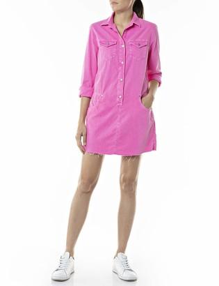 Replay Women's W9644A Dress