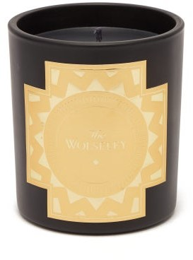 The Wolseley Collection - The Wolseley Scented Candle - Black