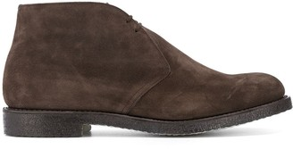 Church's Suede Desert Boots