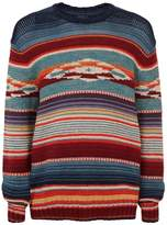 Polo Ralph Lauren Serape Crew Neck Sweater