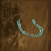 Denim & Supply Ralph Lauren Turquoise Knotted Necklace