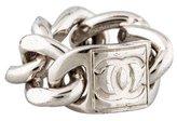 Chanel CC Curb Chain Ring