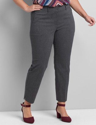 Lane Bryant Curvy Fit Slim Ankle 4-Season Pant