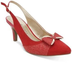 Karen Scott Gladiss Slingback Pumps, Created for Macy's Women's Shoes