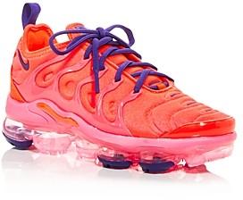 Nike Women's Air Vapormax Plus Low-Top Sneakers