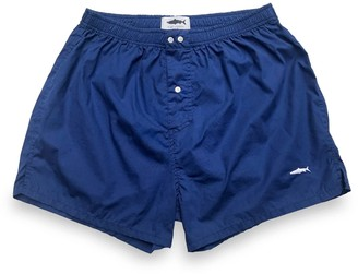 Fleet London Men's Navy Blue Boxer Short