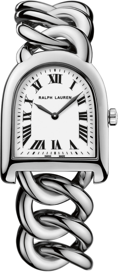 Ralph Lauren Small Link Steel