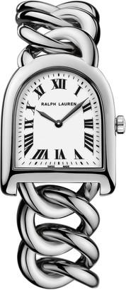 Ralph Lauren Small Link Steel