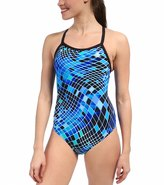 TYR Disco Inferno Diamondfit One Piece Swimsuit 7534362
