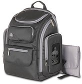 Jeep Perfect Pockets Back Pack, Black