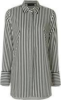 By Malene Birger oversized striped shirt