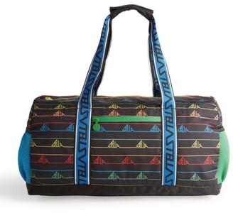 Stella McCartney Rainbow Logo Duffle Bag
