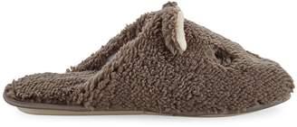 Hue Bear Animal Plush Slippers
