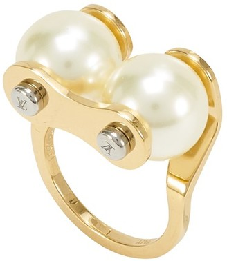 Louis Vuitton Speedy Pearls Ring