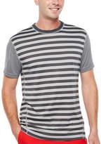 MSX BY MICHAEL STRAHAN Msx By Michael Strahan Premium Jersey Short Sleeve Crew Neck T-Shirt