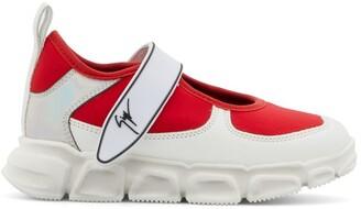 Giuseppe Junior Marshmallow low-top sneakers