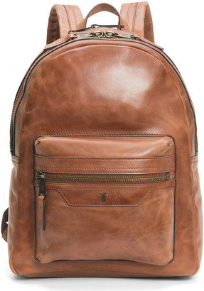 Frye Men's Holden Burnished Leather Backpack