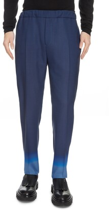 Givenchy Degrade Formal Wool Joggers