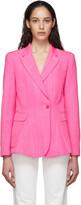 Thumbnail for your product : Jacquemus Pink 'La Veste Qui Vole' Blazer