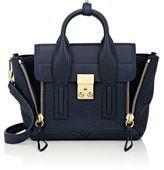 3.1 Phillip Lim Women's Pashli Mini-Satchel-NAVY, BLUE