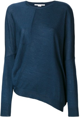 Stella McCartney draped sweater