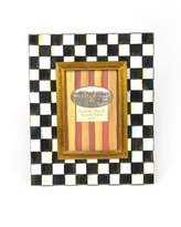 Mackenzie Childs MacKenzie-Childs Medium Courtly Check Photo Frame