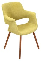 Lumisource Vintage Flair Dining Chair Wood/Green