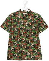Stella McCartney palm tree print shirt