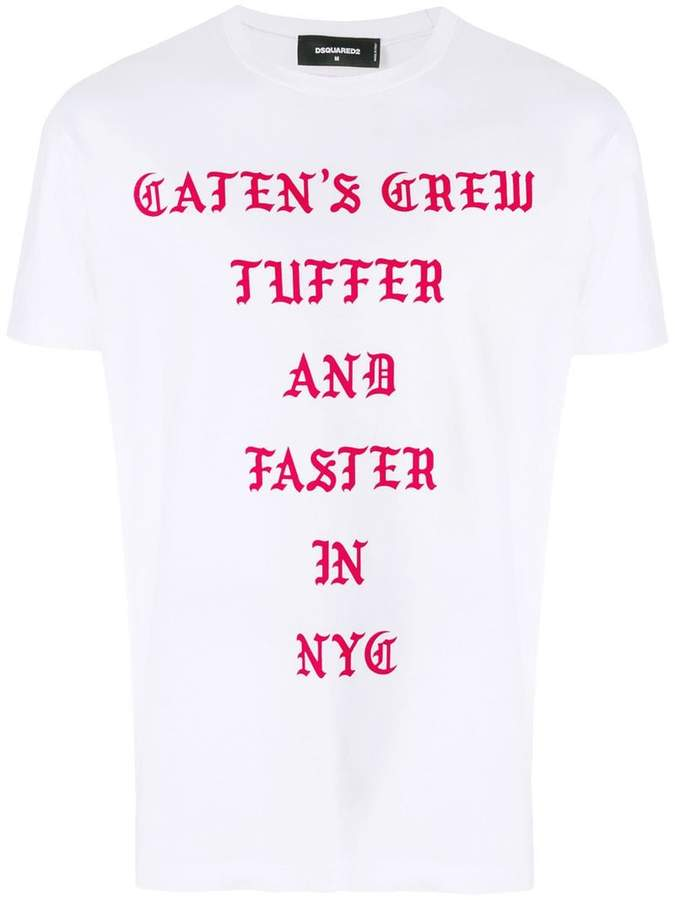 DSQUARED2 Caten's Crew T-shirt