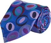 Duchamp Asymmetric Circle Tie