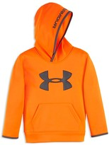 Under Armour Boys' Big Logo Hoodie - Sizes 4-7